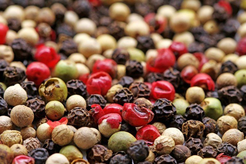 Sokmotoroptimering och kryddor