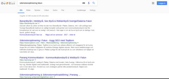Sokmotoroptimering Falun